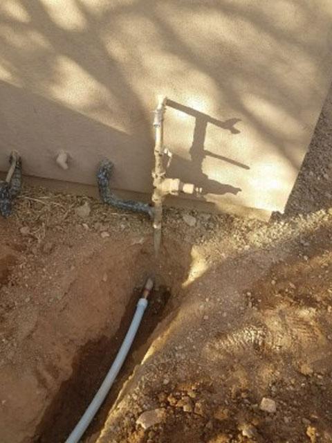 Zing Plumbing - Ground water pipe repair