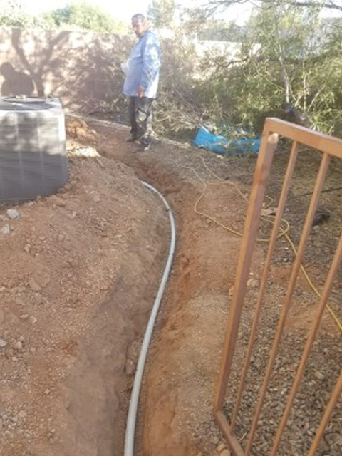 Zing Plumbing - Ground water pipe services