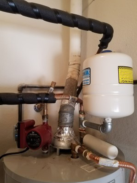 Zing Plumbing - Natural Gas Heater Installation in Tucson, AZ