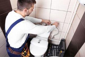 fixing running toilets